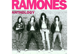 Ramones - Hey!ho!let's Go-The Anthology [CD]