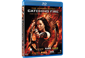 Hunger Games - Catching Fire Action Blu-ray