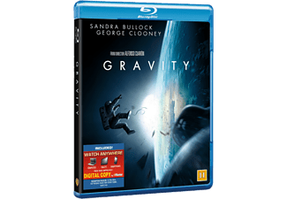 Gravity Thriller Blu-ray