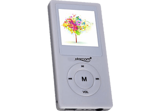 STARCOM EM161RD 4 GB FM Radyolu MP4 Player Beyaz