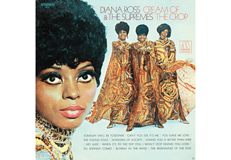 Diana Ross, The Supremes - Cream Of The Crop - (CD)