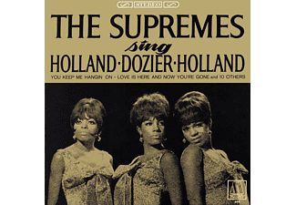The Supremes - Sing Holland-Dozier-Holland - (CD)