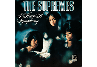The Supremes - I Hear A Symphony - (CD)