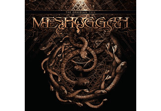 Meshuggah - The Ophidian Trek (CD + DVD)