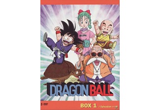 Dragonball – TV-Serie – Box 1 [DVD]