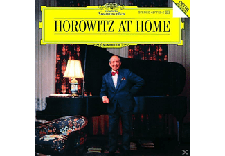 Vladimir Horowitz - Horowitz At Home - (CD)