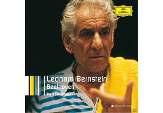 The Jones, VARIOUS, Leonard Bernstein, Kollo, Wp, Moll, Schwarz, Leonard/jones/schwarz/kollo/moll/wp/+ Bernstein - Sämtliche Sinfonien 1-9 (Ga) [CD]