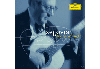 Andrés Segovia - The Great Master [CD]