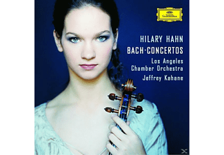 Hilary Hahn, Hahn/Kahane/Los Angeles Chamber Orchestra - Violinkonzerte [CD]