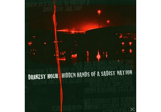 Darkest Hour - Hidden Hands Of A Sadist Nation [CD]
