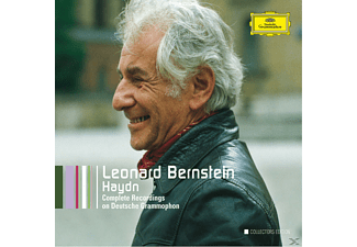 VARIOUS, Leonard/wp/sobr Bernstein - Haydn Complete Recordings On Deutsche Grammophon [CD]