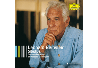 BBC Symphony Orchestra, Leonard/wp/bbcso/bso Bernstein - Complete Recordings On Dg - (CD)