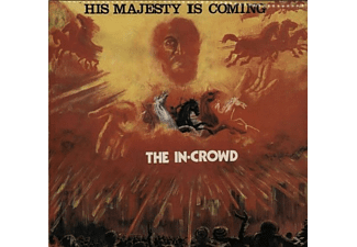 The In-crowd - His Majesty Is Coming - (CD)