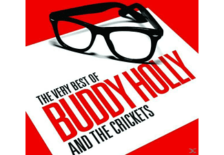 Buddy Holly, CRICKETS,THE & Holly, Buddy - The Very Best Of (50th Anniversary) - (CD)