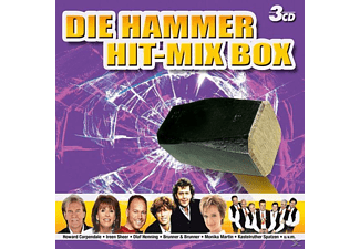 VARIOUS - Die Hammer Hit-Mix Box - (CD)