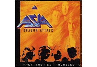 Asia - Dragon Attack - (CD)