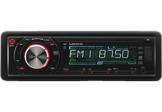 LENCO CS-455 BT Autoradio (1 DIN, 40 Watt)