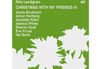 Nils Landgren - Christmas With My Friends IV [CD]