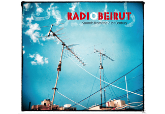 VARIOUS - Radio Beirut - (CD)