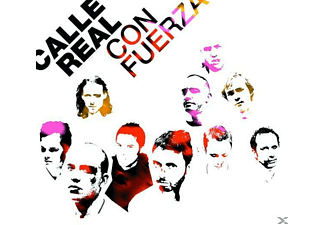 Calle Real - Con Fuerza - (CD)