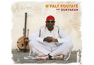 N'faly Koyuate And Dunyakan - Tunya - (CD)