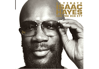 Isaac Hayes - Ultimate Isaac Hayes:Can You Dig It? [CD]