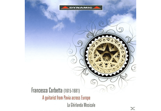 La Ghirlanda Mosicale - A Guitarrist From Padua - (CD)