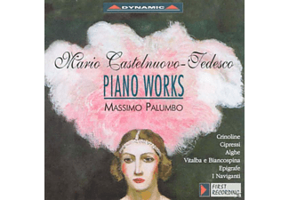Piano Palumbo Massimo - Klavierwerke - (CD)