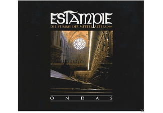 Estampie - Ondas - (CD)