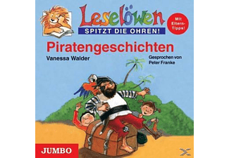 Leselöwen: Piratengeschichten - (CD)