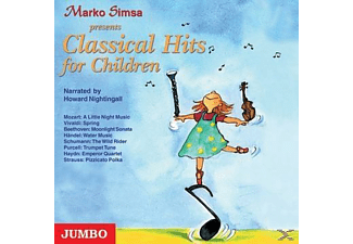 - Classical Hits For Children - (CD)