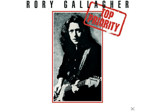 Rory Gallagher - Top Priority - (CD)