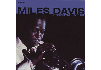 Miles Davis - Essential Miles - (CD)
