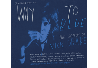 VARIOUS - Way To Blue: The Songs Of Nick Drake - (CD)