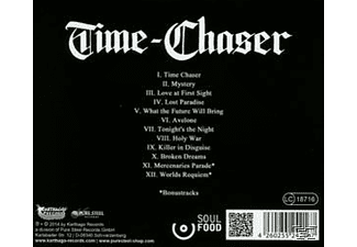 Power Units - Time Chaser [CD]