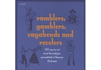 VARIOUS - Ramblers, Gamblers, Vagabonds and Revelers - (CD)