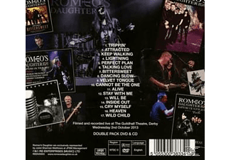 Romeos Daughter - Alive [CD + DVD Video]