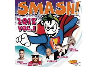 Various - Smash! 2015-The First [CD]