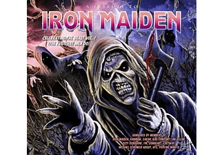 Various - A Tribute To Iron Maiden-Celebrating The Beast V [CD]
