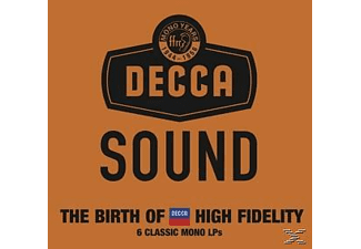 Various Composers;Various - The Decca Sound: The Mono Years (Ltd.Ed.) [CD]