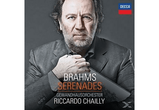 Riccardo/Gol Chailly - Serenades [CD]