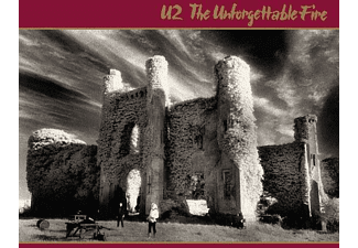 U2 - The Unforgettable Fire - Remastered (CD)