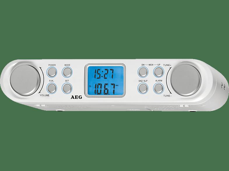 KRC 4344 Radio (UKW, Weiß)