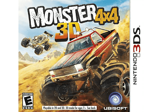 ESEN Monster 4X4 3DS Nintendo