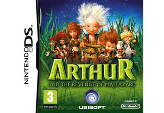 ESEN Arthur & The Revenge Of Maltazard DS Nintendo