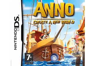 ESEN Anno Create A New World DS Nintendo