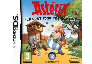 ESEN Asterix These Romans Are Crazy DS Nintendo