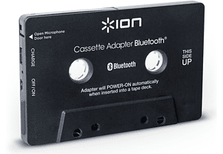 ion cassette adapter bluetooth kopen mediamarkt. Black Bedroom Furniture Sets. Home Design Ideas