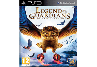 ESEN Legend Of The Guardian's: The Owls Of Ga'Hoole PlayStation 3