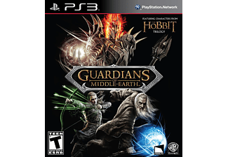 ESEN Guardians Of Middle Earth PlayStation 3